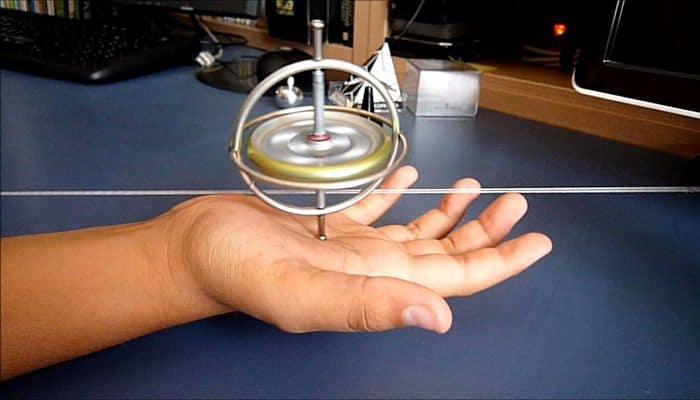 Cómo Funciona un Giroscopio