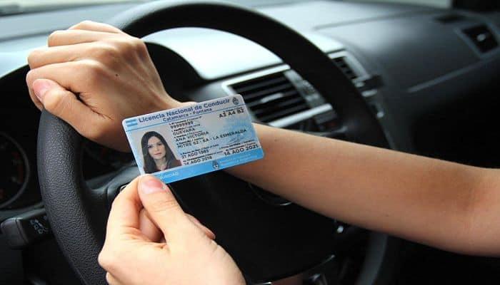 Conducir sin licencia