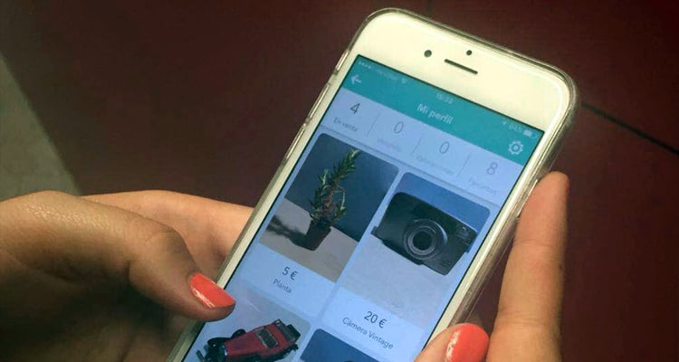 Alternativas a Wallapop