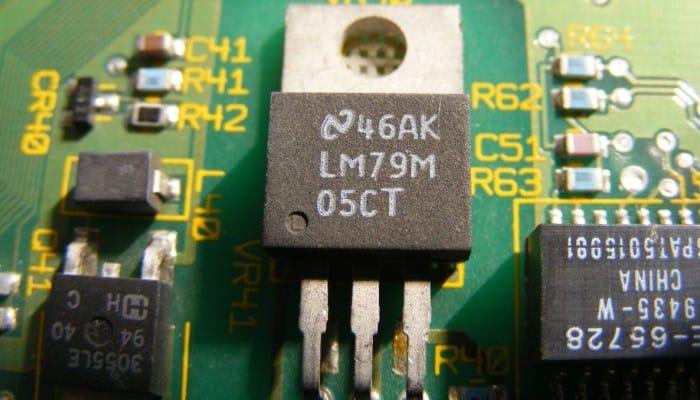 Funcionalidad De Un Transistor