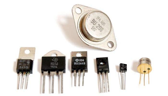 Función De Un Transistor