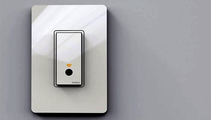 Interruptor Wi-Fi Wemo
