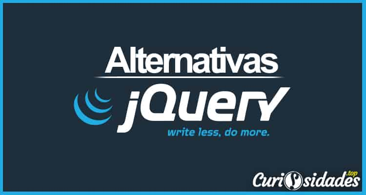 Alternativas a jQuery
