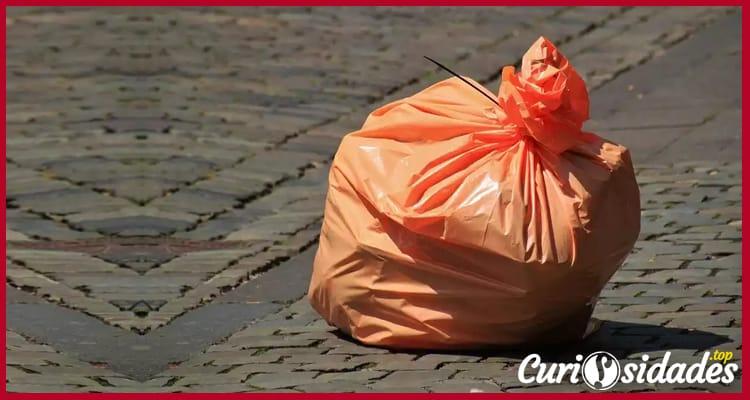 alternativas a las bolsas de basura