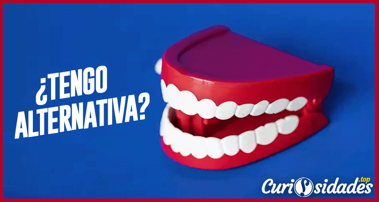 Alternativas a un implante dental
