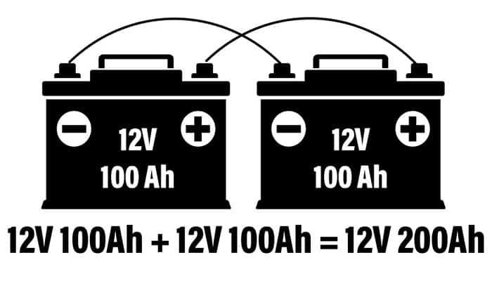 Diferencias Entre Las Baterías En Serie Y Paralelos
