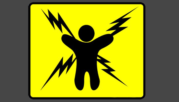 Efectos De La Corriente Eléctrica En El Cuerpo Humano