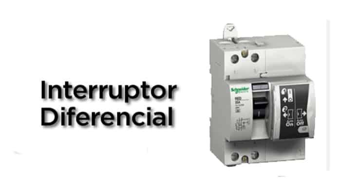Interruptor Diferencial Trifásico
