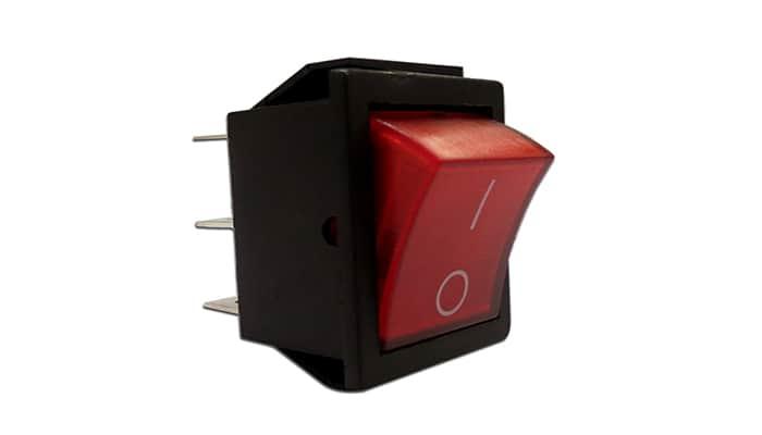 Interruptor de doble polo