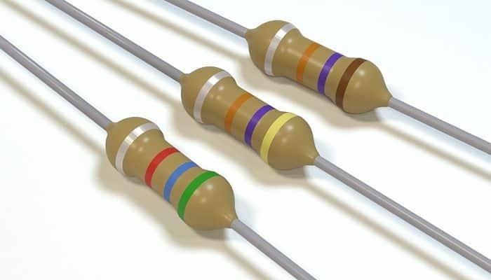 tipos de resistores.