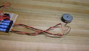 Conexion a motor