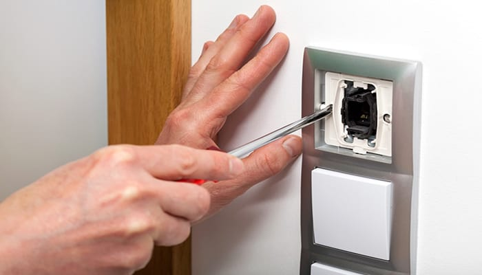 Cómo Cambiar Un Interruptor Doble