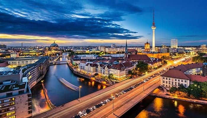 Capital de Alemania