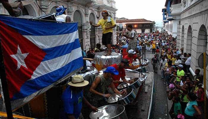 Carnavales cubanos