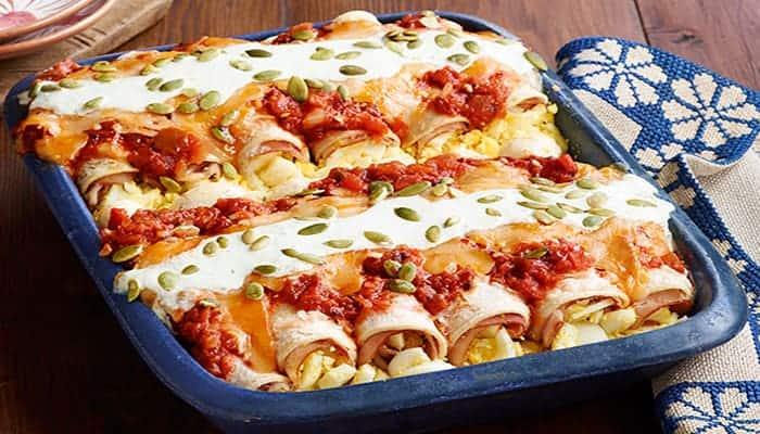 Comidas mexicanas típicas