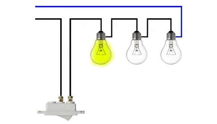 tipos de circuito eléctrico