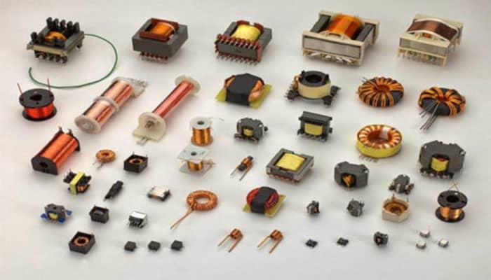 Tipos de Bobinas más usadas en la electrónica