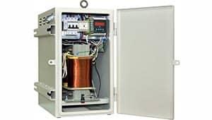 Transformador de mitigación armónica