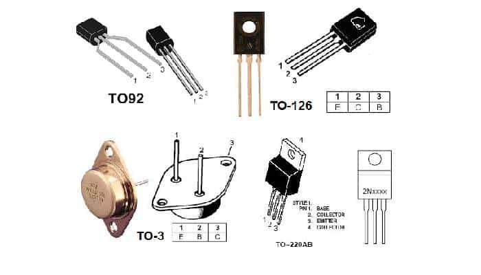 Tipos De Transistores Bipolares, Aplicaciones Y Función