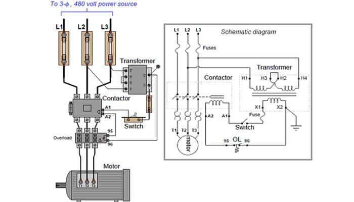Arrancador de transformador automático