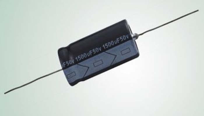 tipos de capacitores no polarizado