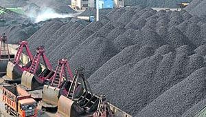 Electricidad industrial a base de carbón