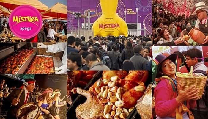 Festival culinario de Mistura
