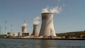 Central nuclear productora de electricidad