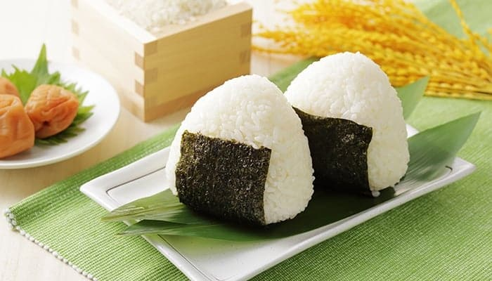 Comidas japonesas típicas