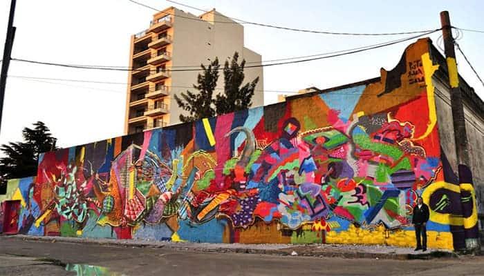 Graffiti romano