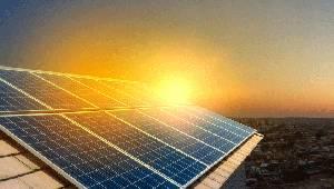 Electricidad industrial a base de energía solar