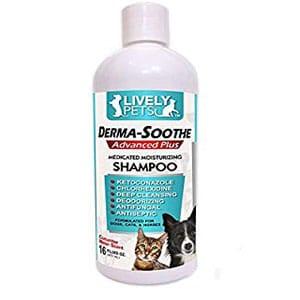 Champú medicado Lively Pets para perros