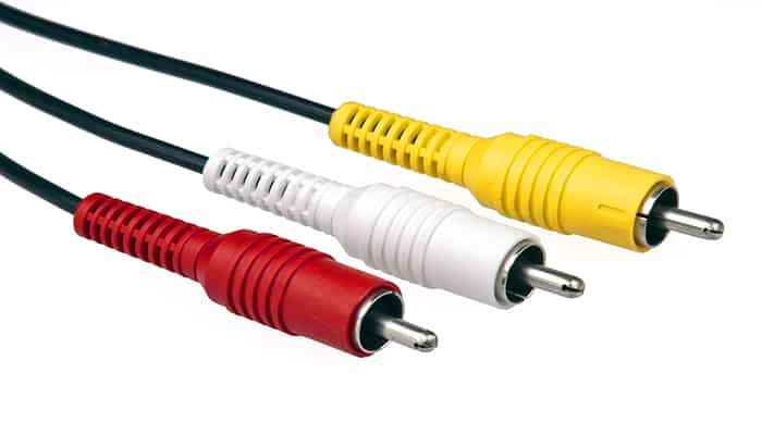 Conectores RCA