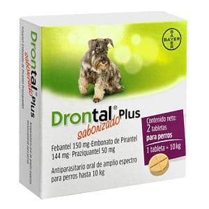 pastillas para los parásitos en perros
