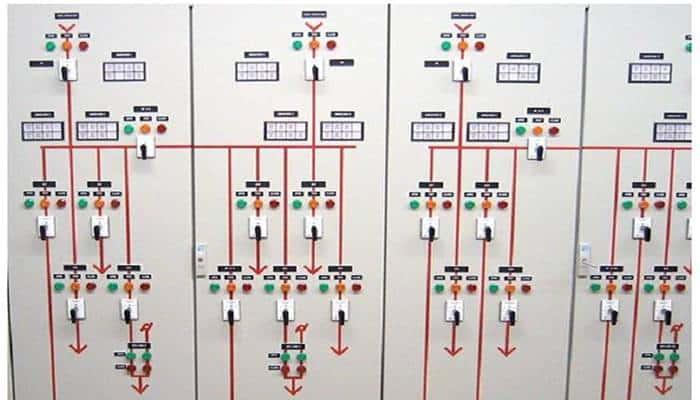 Tipos De Redes De Distribución Eléctrica