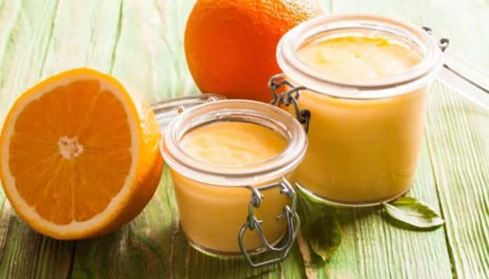 Crema de naranja a la valenciana