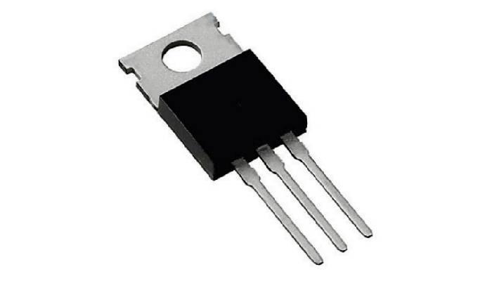 Transistor NPN común