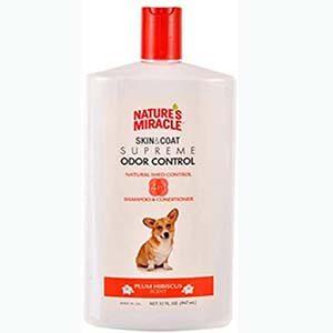 Champú y acondicionador Milagro de la naturaleza Control supremo del olor