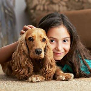 Piojos de perros a los humanos