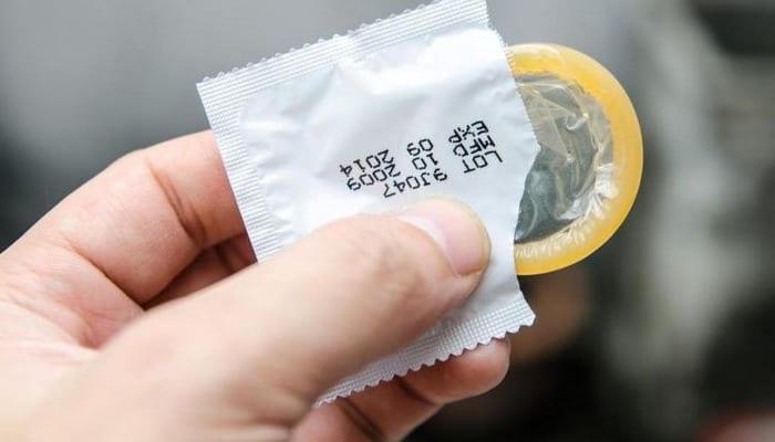 El condón masculino