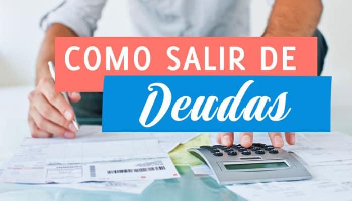 Métodos para salir de deudas