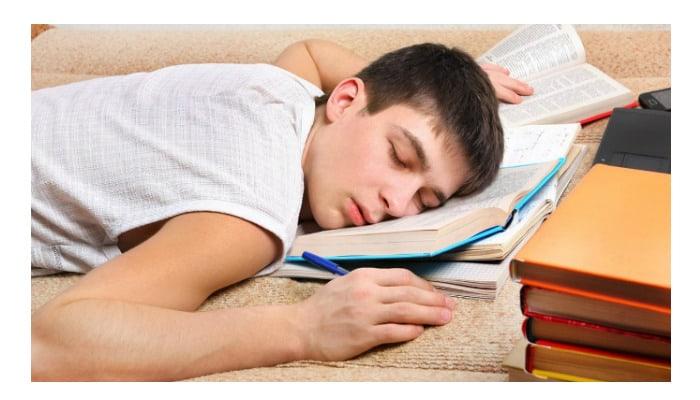 Maneras Para No Quedarse Dormido