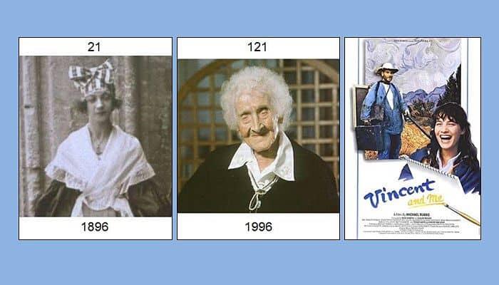 la actriz más longeva del mundo