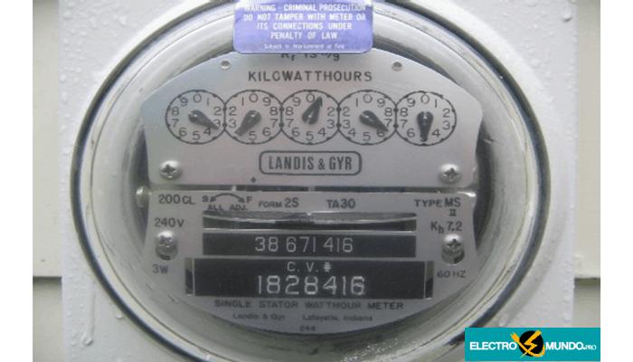 Medición de la electricidad utilizada por los hogares y las empresas