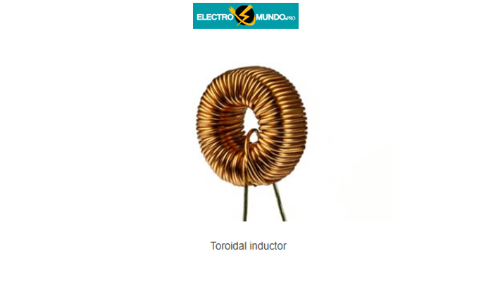 Inductor toroidal