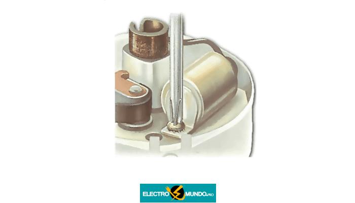 Comprobación de los cables del distribuidor