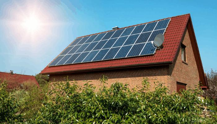 Usar la energía solar