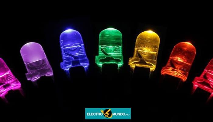 Especificaciones De Los LED: Parámetros De Los Diodos Emisores De Luz