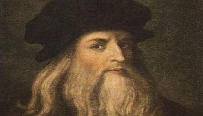 datos curiosos de Leonardo da Vinci