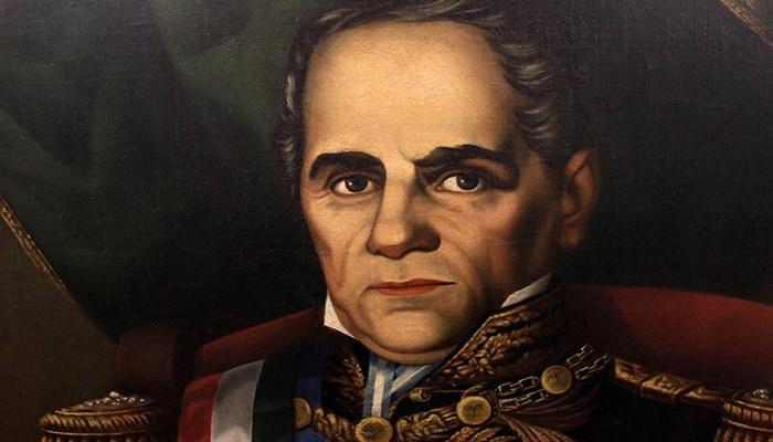 datos curiosos de Antonio López de Santa Anna